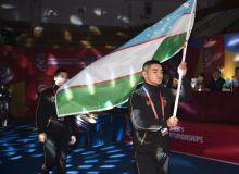 Boks: Amirshox Samadov eronlik raqibiga xech qanday imkoniyat qoldirmadi