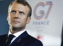 Франция президенти: Германия ва Франция футболда ҳам Европанинг двигателларидир