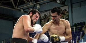 Uzbek boxer fights for two belts against undefeated opponent