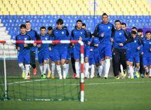 Национальная сборная Узбекистана начала подготовку к матчам с Ганой и Ираком.
