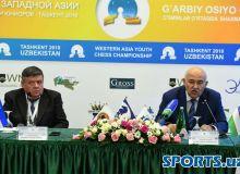 Tashkent to host Western Asia Junior Championship