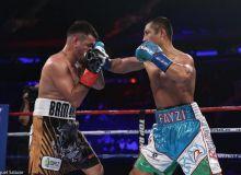 Гаибназаров в январе поднимется на ринг