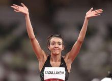 Сафина Садуллаева завоевала шестое место