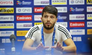 Жалолиддин Машарипов: Поддержка болельщиков дает нам дополнительный стимул