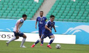Match Highlights. FC Bunyodkor 1-0 FC Kokand