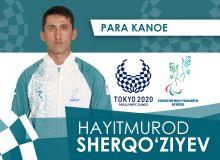 Ҳайитмурод Шерқўзиев ҳам медаллар учун стартга чиқади!