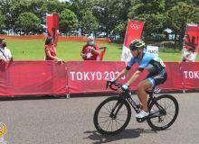 Ольга Забелинская завершила своё участие в Токийской Олимпиаде