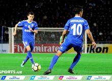 Photo Gallery. FC Nasaf 1-0 Al Sadd SC