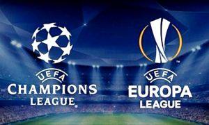Проект евро-кубкового сезона УЕФА.