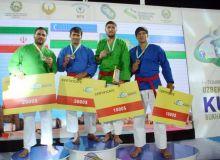 В Бухаре завершился Первый международный турнир памяти Бахауддина Накшбанда по курашу