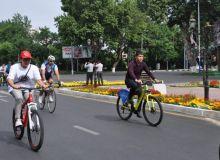Федерация велосипедного спорта приглашает на «Велопрогулку»