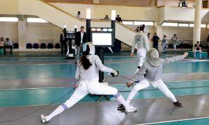 Саблистки Джизака стали обладателями золотых медалей