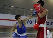 Боксеры Узбекистана проиграли соперникам из Казахстана