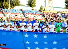 Uzbekistan receive a 1-0 defeat from Syria in UAE