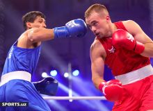 Photo Gallery. Uzbekistan Elite National Championships semi-finals in photos (Section V)