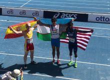 Тўртинчи олтин медал! Бекжон Чеваров жаҳон чемпионлиги ва Токио-2020 йўлланмасини қўлга киритди
