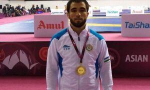 Ещё одна золотая медаль на чемпионате Азии