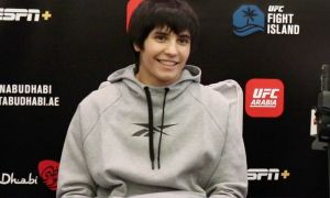 UFC 254 Fighter Liliya Shakirova Says Khabib Nurmagomedov Helped Her Book A Fight On Fight Island