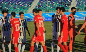 FC Nasaf earn a narrow 1-0 win over FC Sogdiana in Jizzakh