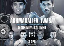 Ахмадалиев возвращается домой, чтобы защитить свой титул чемпиона