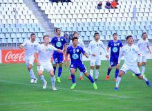 «Согдиана» одержала верх в товарищеском матче над «Динамо»
