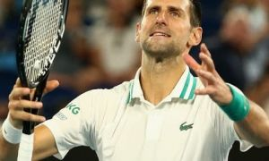 """Australian Open"". Жокович ярим финал учрашувини ўтказди"