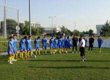 Олимпийская сборная Узбекистана приступила к сбору в Ташкенте