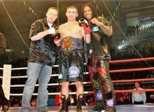 Профессиональный боксер Узбекистана после долгого перерыва возвращается на ринг