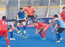 Сборная Узбекистана по хоккею на траве, обыграв Казахстан, вышла в финальный этап лицензионного турнира
