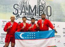 В первый день Кубка Мира наши представители завоевали 4 медали