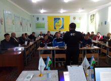 В Андижане проходит учебный семинар для детско-юношеских академий