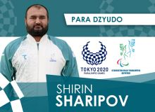 Ширин Шарипов в связи с дисквалификацией не смог побороться за бронзу