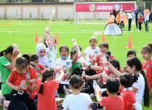 Сегодня в Ташкенте состоялся фестиваль, посвященный Дню женского футбола АФК