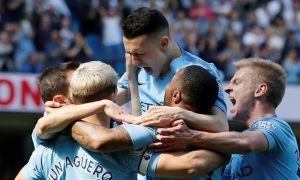 """Манчестер Сити"" - ""Тоттенхэм"" 1:0 (видео)"
