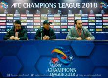 Рузикул Бердыев: Сегодня мы сыграли против сильного соперника в нашей группе