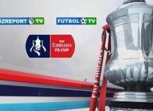 Узрепорт ва Футбол ТВ бугун Англия кубогининг 4та учрашувини жонли эфирда намойиш этади