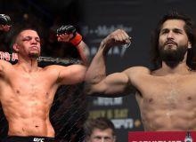 UFC 244 турнири аввалидаги марказий жанг иштирокчилари ўзаро кўз уриштиришди... Томоша қилинг