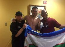 Hurshidbek Normatov's next opponent may be American boxer