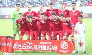 FC Bukhara and FC Navbahor play a goalless draw in Bukhara