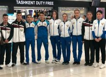 Uzbekistan's tennis players leave for ITTF Asian Table Tennis Championship