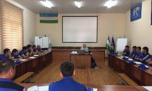 В Ташкенте проходит второй модуль тренерских курсов АФК по программе диплома «B»
