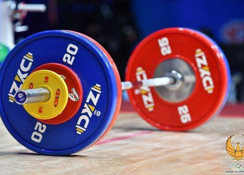 Image result for coronavirus weightlifting uzbekistan