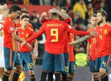 Евро-2020 саралаш ўйинлари учун Испания терма жамоасига кимлар чақирилди?