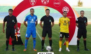 Match Highlights. FC Surkhon 1-1 FC Bukhara