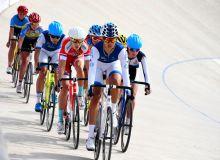 Проходит чемпионат Узбекистана по велотреку