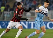 """""""Лацио"""" - """"Милан"""" 0:0 (видео)"""