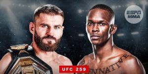"""""""UFC 259"""" турнирининг асосий уч жанги ҳақида ёхуд кимнинг имконияти юқори? (Таҳлил)"""