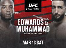 """Эрта тонгда """"UFC Fight Night 187"""" турнири бўлиб ўтади ёхуд ушбу кечада кимлар жанг қилади?"""
