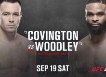 """Хамзат Чимаев, Ковингтон, Вудли, Серроне... """"UFC Fight Night 178"""" турнирида кимлар жанг қилади?"""