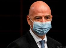 FIFA's Gianni Infantino tests positive for COVID-19